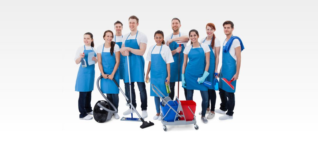 experienced cleaning team from chicago