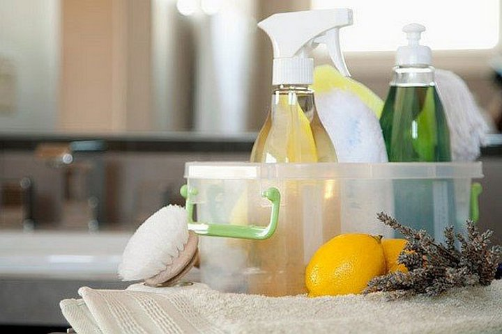 Ways to clean your house ecological