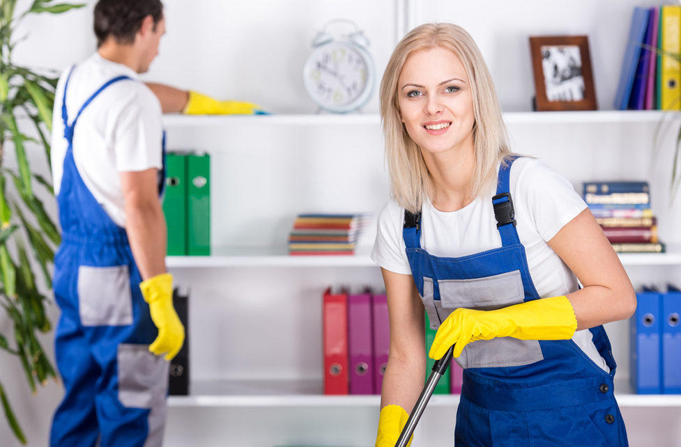 Janitorial services at affordable prizes